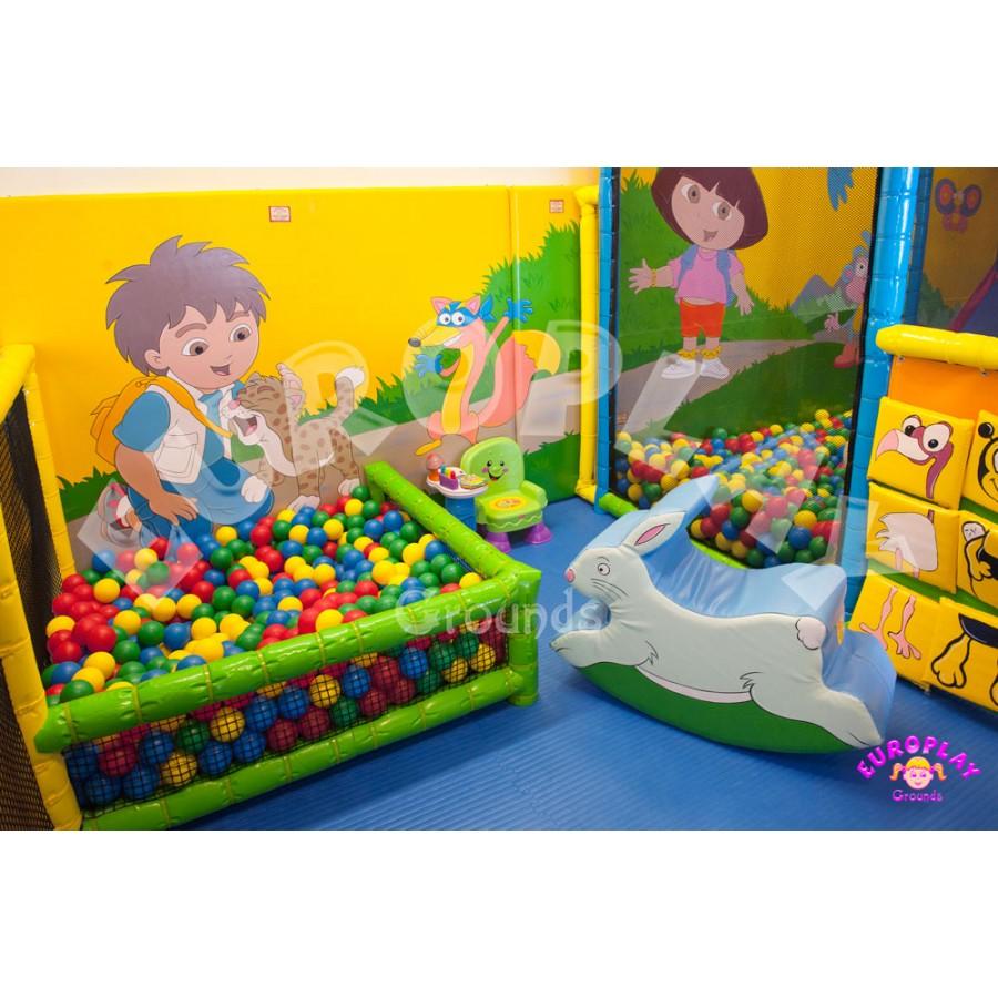 BALL-POOL BABY PARK
