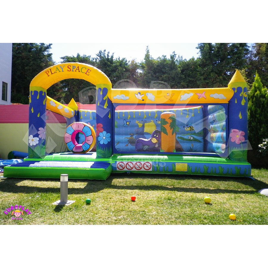 LARGE INFLATABLE BOUNCE