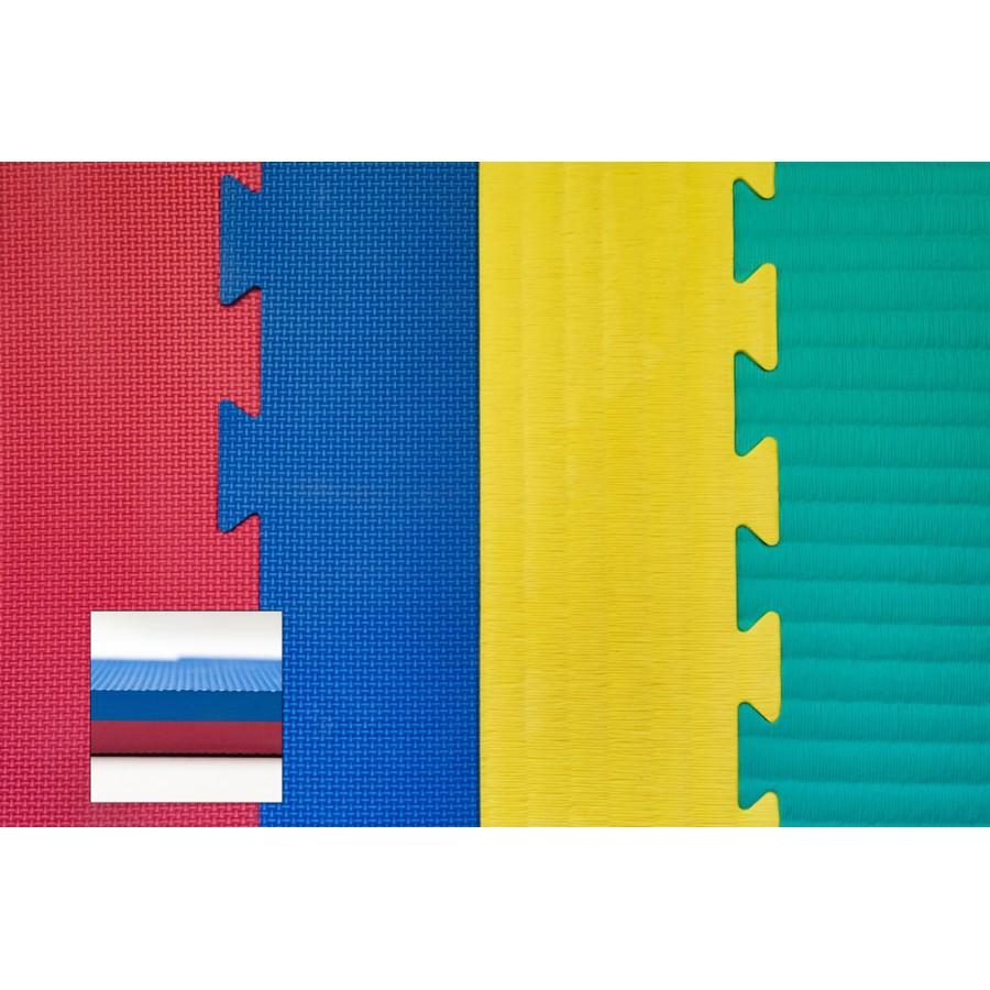 Δάπεδο ασφαλείας Puzzle 2,50cm